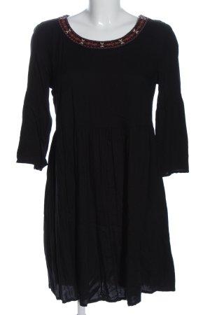 Clockhouse Sukienka mini czarny W stylu casual