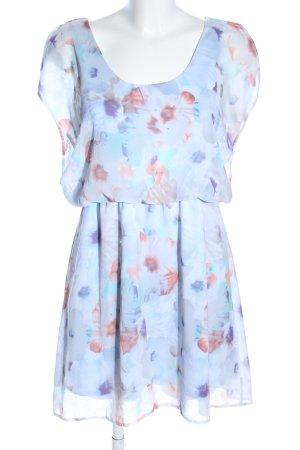 Clockhouse Mini-jurk bloemenprint casual uitstraling