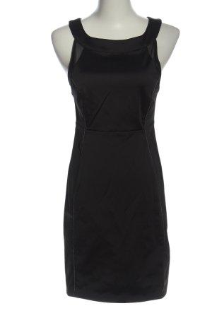 Clockhouse Mini vestido negro estilo «business»
