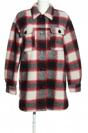 Clockhouse Oversized Jacke Allover-Druck Casual-Look