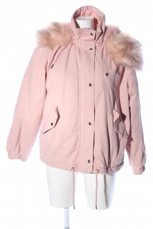 Clockhouse Parka pink casual look