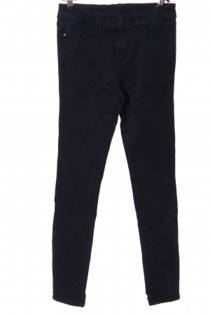 Clockhouse Drainpipe Trousers black casual look