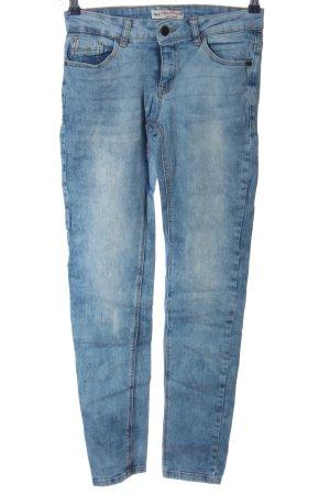 Clockhouse Jeans a sigaretta blu stile casual