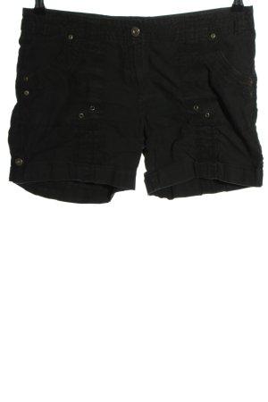 Clockhouse Shorts schwarz Casual-Look