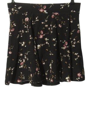 Clockhouse Skater Skirt allover print casual look