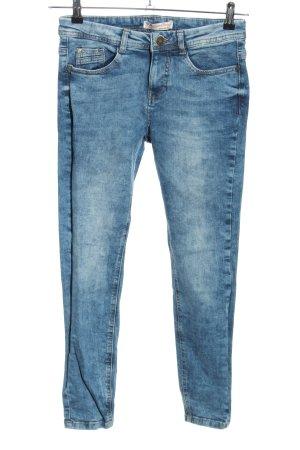 Clockhouse Skinny Jeans blau Casual-Look