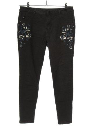 Clockhouse Jeans skinny nero stile casual