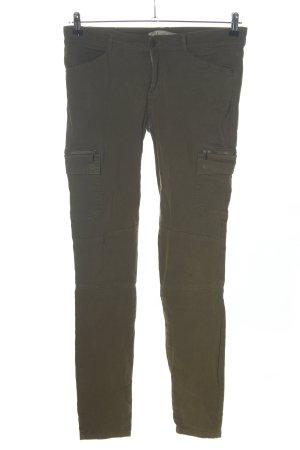 Clockhouse Skinny Jeans braun Casual-Look