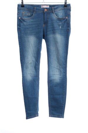 Clockhouse Jeans skinny blu stile casual