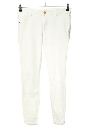 Clockhouse Skinny Jeans weiß Casual-Look
