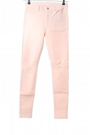 Clockhouse Skinny Jeans nude Casual-Look