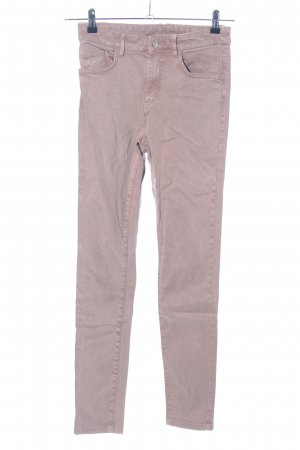 Clockhouse Skinny Jeans wollweiß Casual-Look