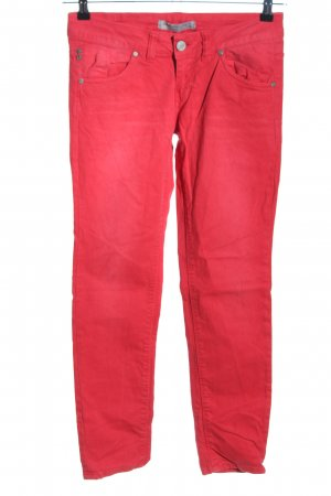 Clockhouse Slim Jeans rot Casual-Look