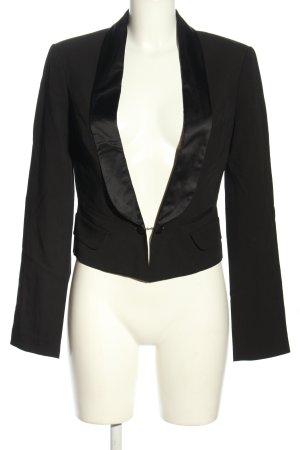 Clockhouse Blazer de esmoquin negro elegante