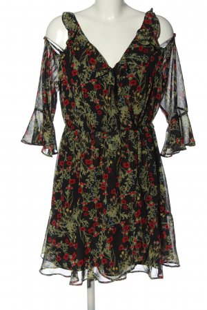 Clockhouse Summer Dress allover print classic style