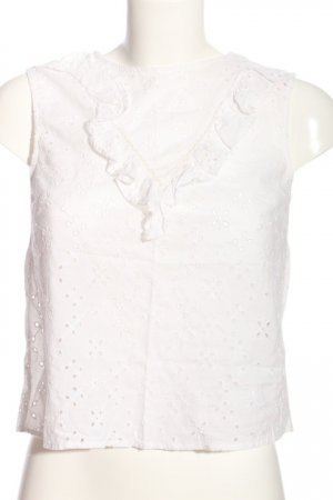 Clockhouse Lace Blouse white casual look