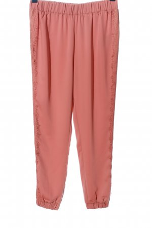 Clockhouse Stoffhose pink Casual-Look