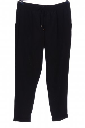 Clockhouse Jersey Pants black casual look