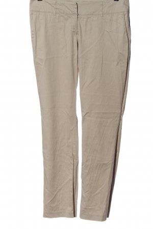 Clockhouse Jersey Pants natural white casual look