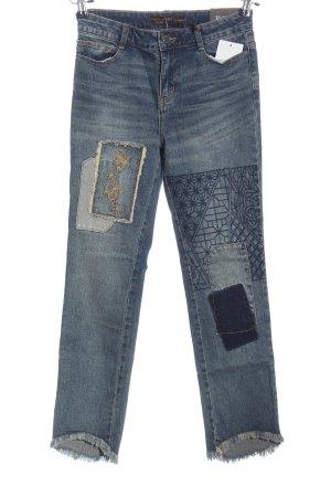 Clockhouse Straight-Leg Jeans blau Casual-Look