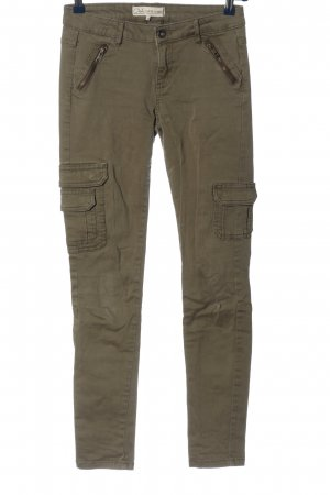 Clockhouse Straight-Leg Jeans braun Casual-Look