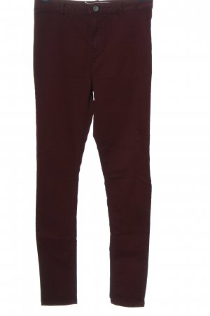 Clockhouse Stretch Jeans rot Casual-Look