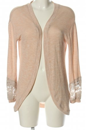 Clockhouse Strick Cardigan nude meliert Casual-Look