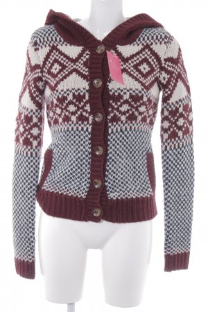Clockhouse Strickjacke mehrfarbig Casual-Look