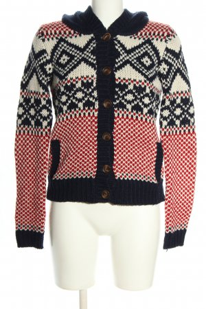 Clockhouse Strickjacke grafisches Muster Casual-Look