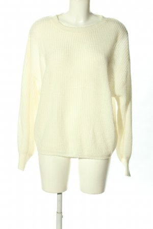 Clockhouse Strickpullover creme Casual-Look