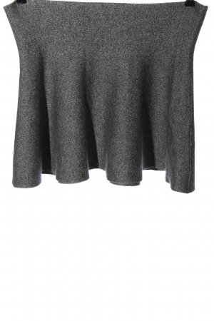 Clockhouse Knitted Skirt light grey flecked casual look