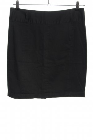 Clockhouse Spódnica w kształcie tulipana czarny W stylu casual