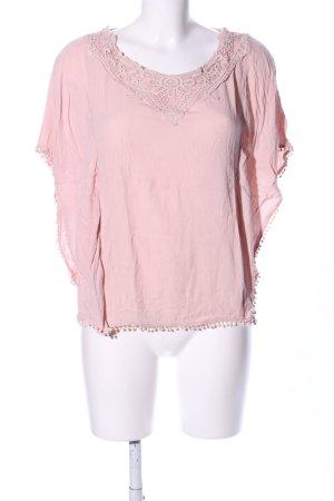 Clockhouse Tunikabluse pink Casual-Look