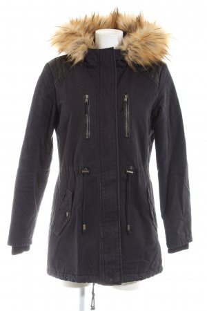 Clockhouse Winterjacke schwarz Casual-Look