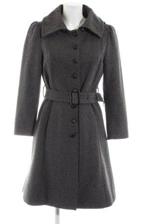 Clockhouse Cappotto invernale grigio chiaro stile casual