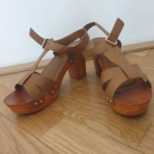 Clog-Sandaletten Bohostyle
