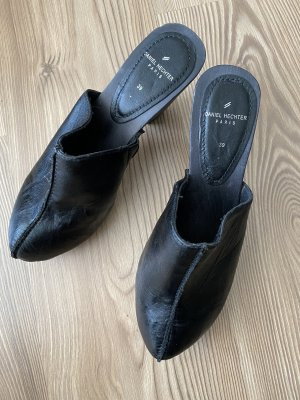 Daniel Hechter Clog Sandals black