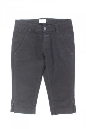 Closed 3/4 Length Jeans black cotton