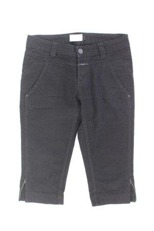 Closed 3/4 Jeans Größe W27 schwarz aus Baumwolle