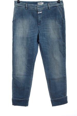 Closed Jeans a 7/8 blu stile casual