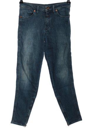 Closed 7/8 Jeans blau Casual-Look