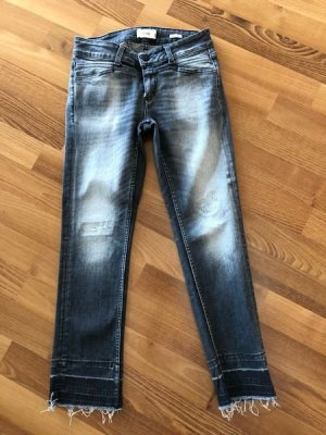 CLOSED°7/8-Jeans STARLET°Gr. 25° 36°grau used look°NEU°