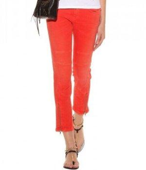 Closed Pantalon cinq poches orange foncé
