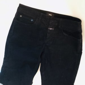 Closed Pantalón de pana negro