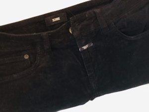 Closed Corduroy broek zwart