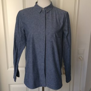 Closed Bluse Denim Look Gr M
