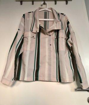 CLOSED  Bluse Shirt Hemd NEU aktuell 249€  L 38 40 42 oversize Jacke