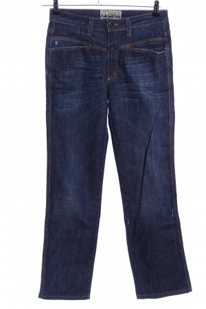 Closed Boot Cut Jeans blau Casual-Look