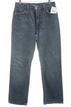 Closed Boot Cut Jeans graublau Casual-Look