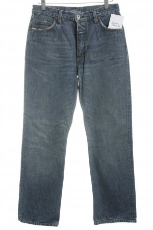Closed Boot Cut Jeans slate-gray cotton